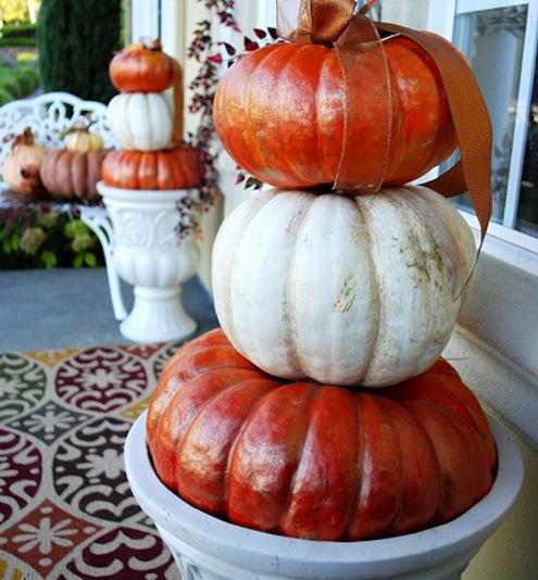 Pumpkin Glazed