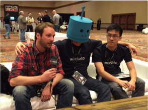 Workbot attended every conference with us this year!