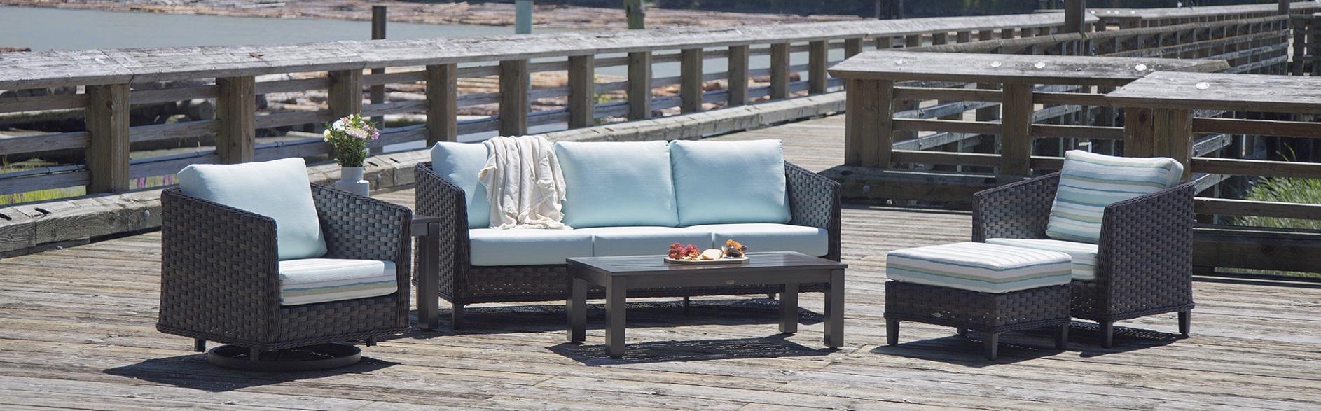 outdoor furniture ratana