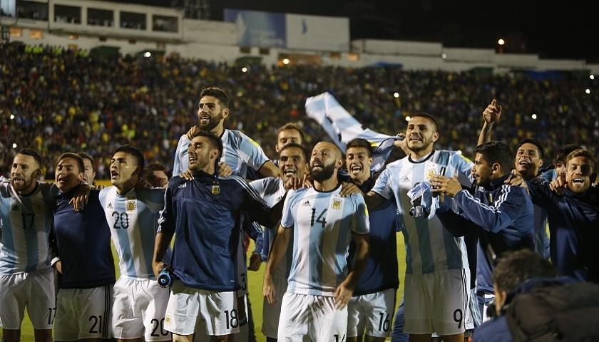 Memes en homenaje a Messi ante clasificación deArgentina