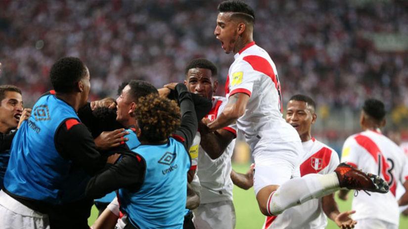 Perú se podría quedar sin mundial, Italia ocuparía sulugar