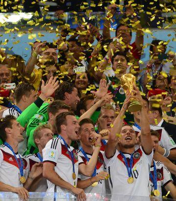 El trofeo de la Copa Mundial es más decepcionante de lo quecrees