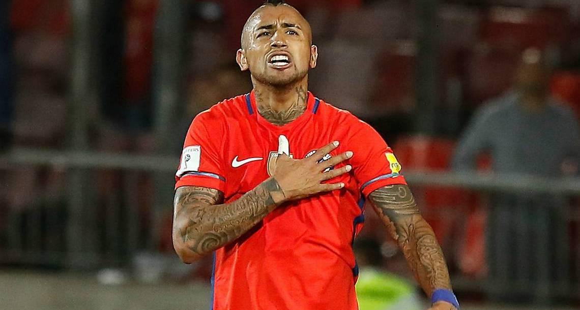 Argentinos se burlan de futbolista chileno que no irá aRusia