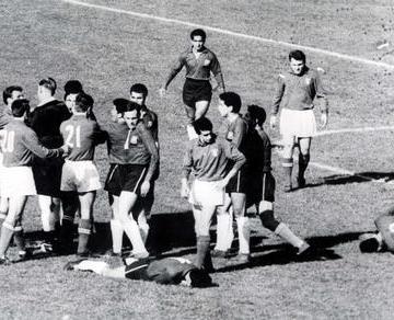 VIDEO: Mundial Chile 1962 para muchos elpeor