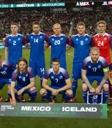 ¡Islandia ya dió los 23convocados!