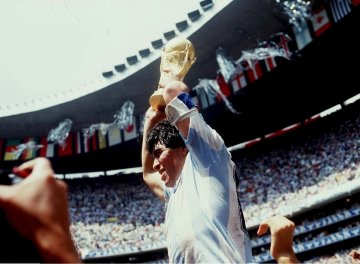 La Mano de Dios y otras hazañas del Mundial México86