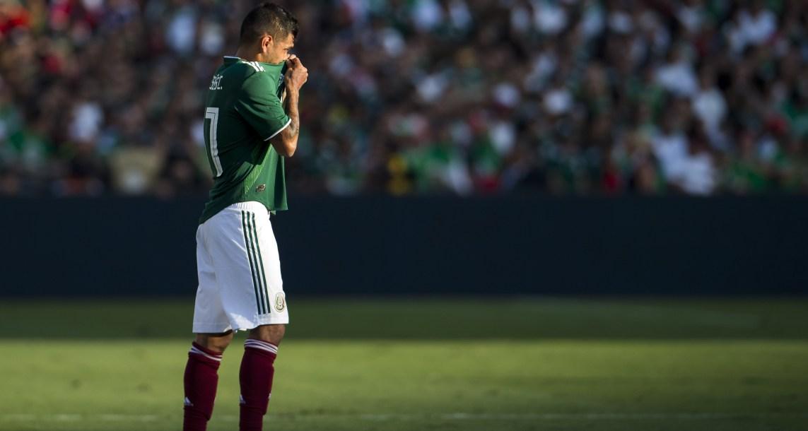 México vs Gales: Las imágenes delamistoso