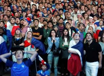 Francia prohíbe las «fan zones» por miedo aterrorismo