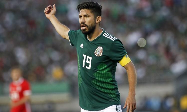 Oribe Peralta anuncia su retiro de laSelección