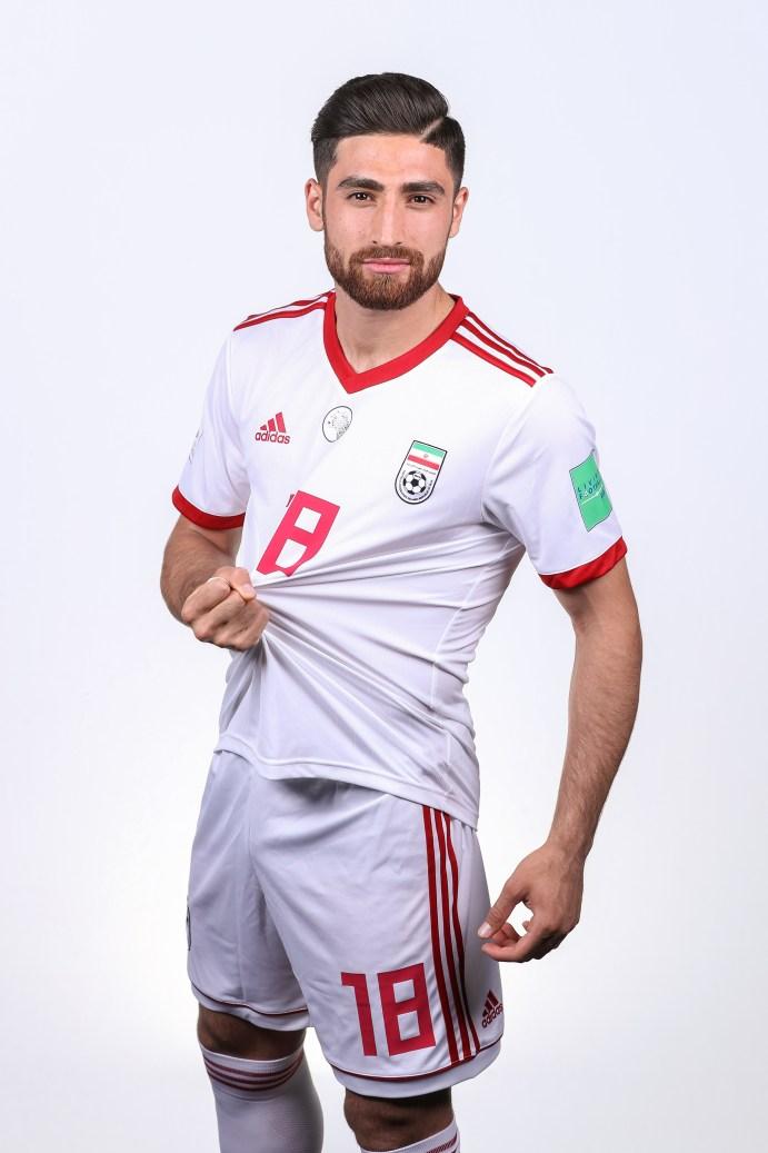 Equipo de Irán - FIFA