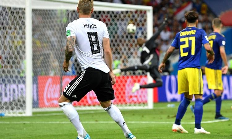 Cómo México pasa a segunda ronda y cómono