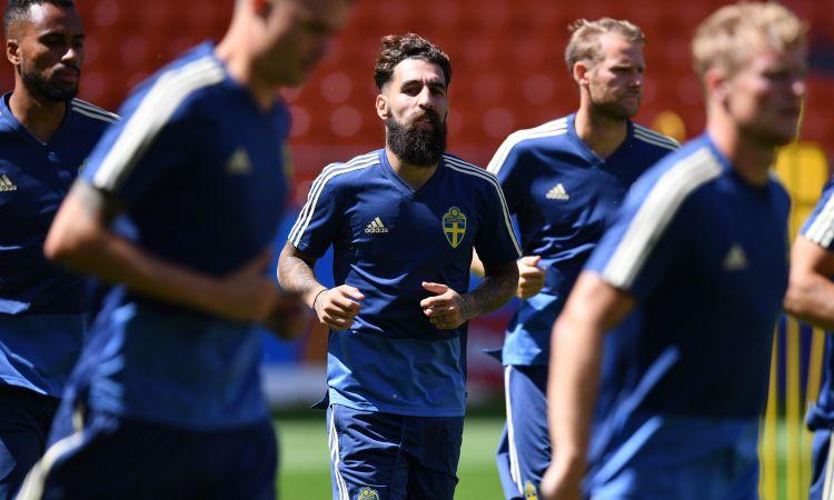 Insultos racistas para jugador sueco tras derrota conAlemania