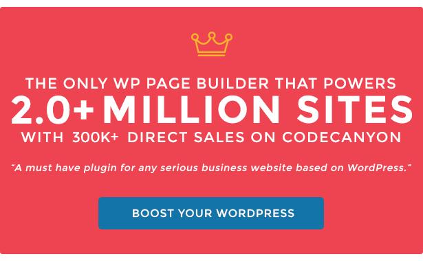 WPBakery Page Builder untuk WordPress - 2