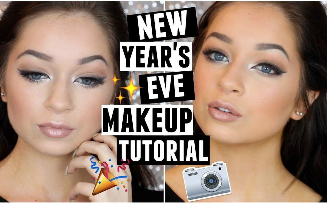 New Year's Eve Makeup Tutorial | Tori Sterling ♡