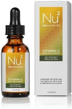 NuNutrients Vitamin C Serum – Anti-Aging Serum