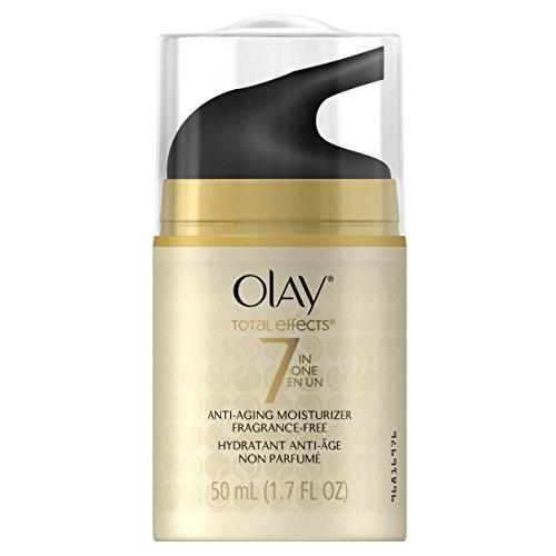 Olay Total Effects Anti-Aging Fragrance Free Moisturizer 1.7 Fl Oz