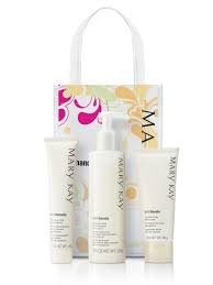 Mary Kay Satin Hands Pampering Set ~ Fragrance Free
