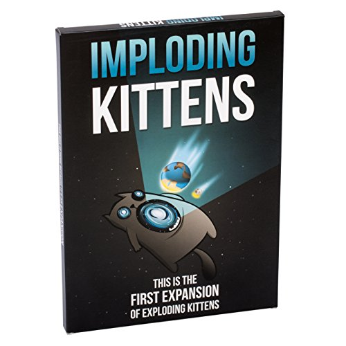 Imploding Kittens Is Exploding on the Scene as a Hot New Game