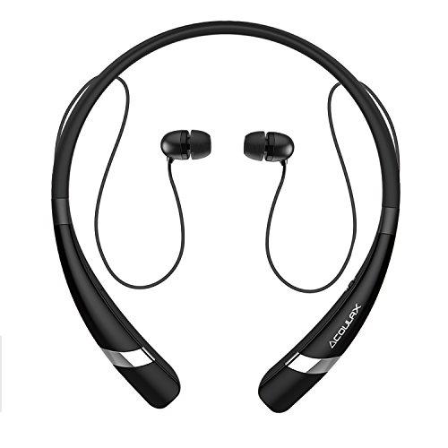 COULAX Bluetooth Headphones CX04 Wireless Earphones Bluetooth Neckband