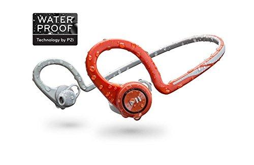 Plantronics BackBeat Fit Bluetooth Headphones – Red
