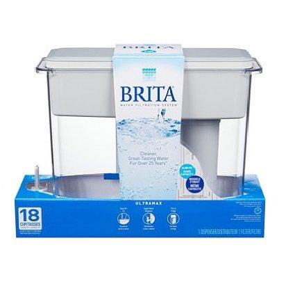 Brita UltraMax Water Dispenser with (2) Filters