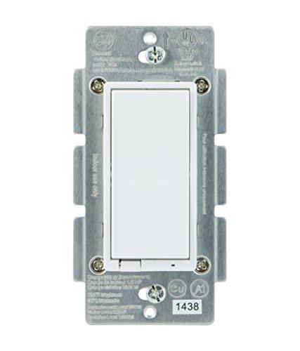 GE 45609 Z-Wave Wireless Lighting Control On/Off Switch
