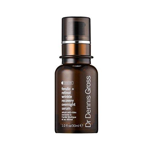 Dr. Dennis Gross Ferulic + Retinol Wrinkle Recovery Overnight Serum 1oz (30ml)