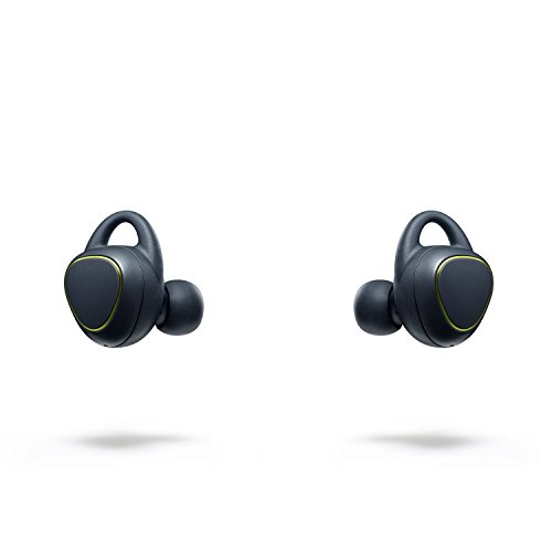 Samsung Gear IconX Cordfree Fitness Earbuds with Activity Tracker – Black (Certified Refurbished) (Black)
