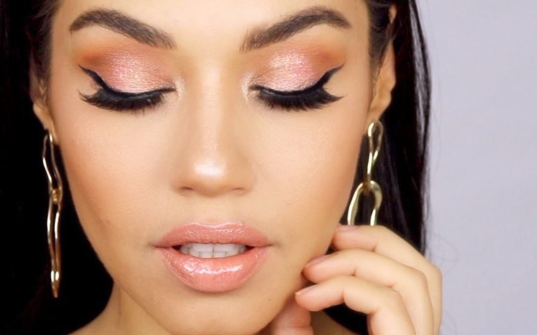 Easy Glam Prom Makeup Tutorial | Best Makeup for Pictures | Eman