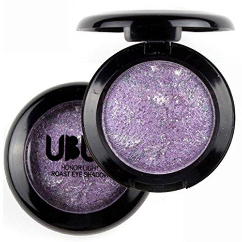 ULAKY 1PC 12 Color Professional Nude Eyeshadow Makeup Palette Eyeshadow Matte Eyeshadow Palette Brightness Eye Shadow Powder Palette