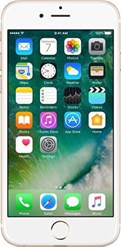 Apple iPhone 6 Unlocked Smartphone 16 GB (Gold) (Certified Refurbished)