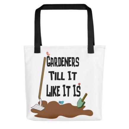 mockup 6b88326b - Gardeners Till It Like It Is Tote Bag