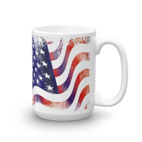 mockup 730016a3 - American Flag Mug (Textured Grunge)