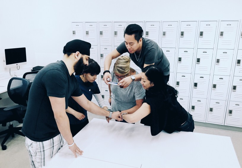 IMAGE: Team collaborating