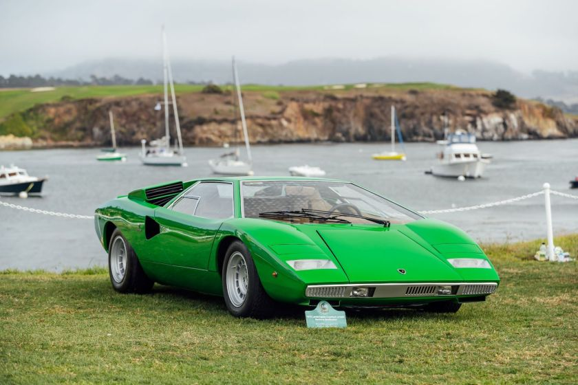 1971 Lamborghini Countach LP400