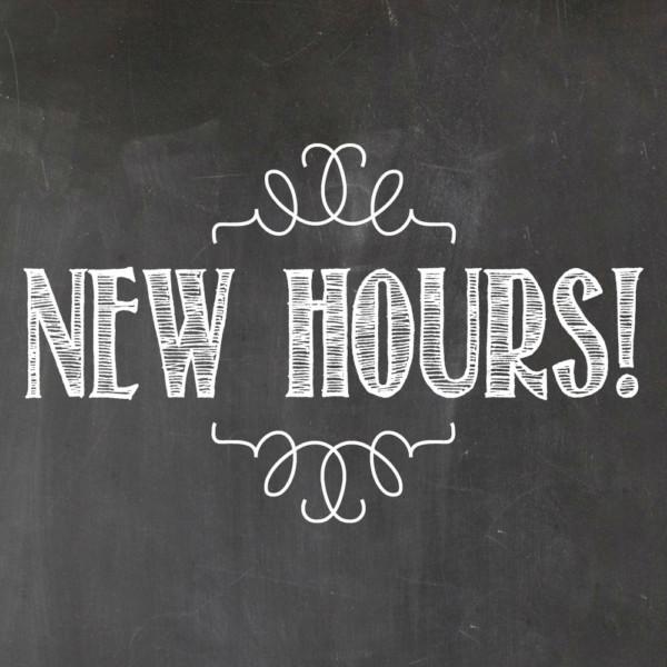 NEW HOURS Start February 1, 2017 | Mathnasium