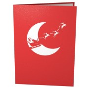 Santa Sleigh Cover