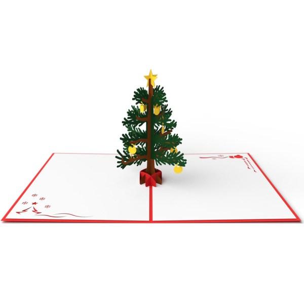 Christmas Tree Full View