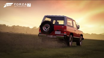 1985 Nissan Safari