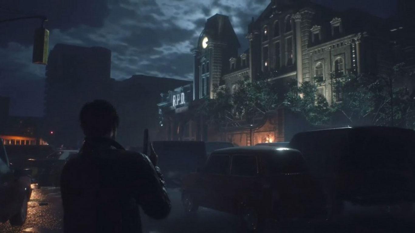 E3 2018 Resident Evil 2 Remake Ganha Video De Gameplay E