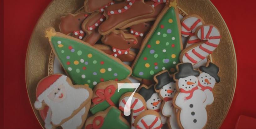 Elenis Christmas Cookies