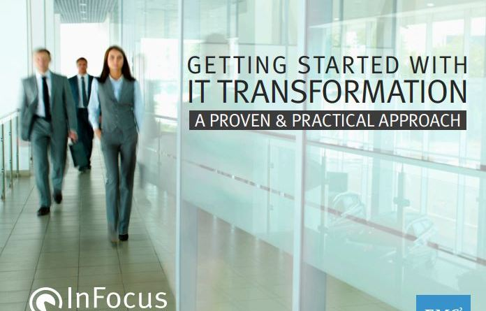 Getting Started with IT Transformation-EMC-YourDailyTech