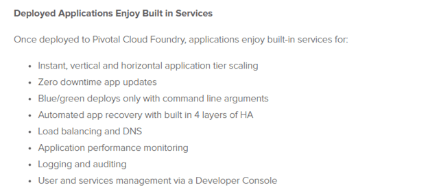 Review: A Peek into Pivotal Cloud Foundry - YourDaiilyTech