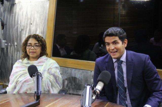 Resultado de imagen para Coalición Democrática por la Regeneración Nacional, Olaya Dotel y César Rodríguez,
