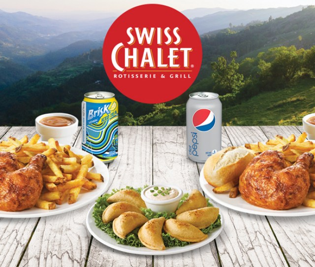 Exclusive Offer From Swiss Chalet