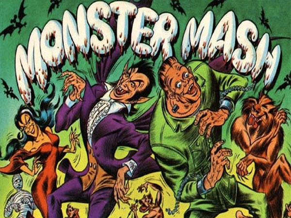 Image result for the monster mash