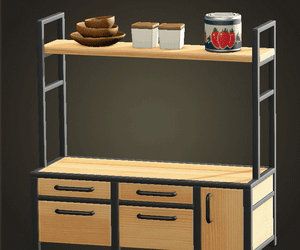 ACNH | Cafe Design Ideas - Outdoor Cafe Guide | Animal ... on Ironwood Kitchenette Animal Crossing  id=24491
