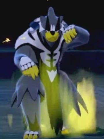 双拳の塔 ポケモン剣盾