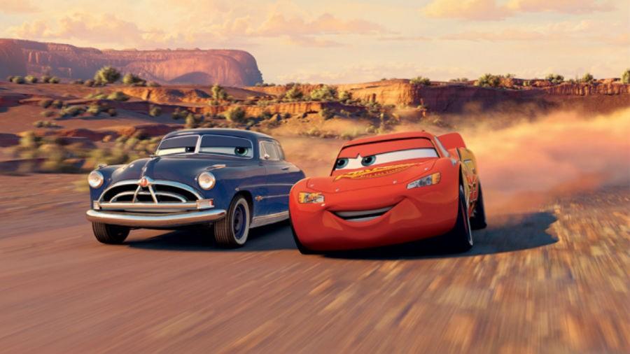 幕迷影評   學習放下與相信傳承《Cars 3:閃電再起》