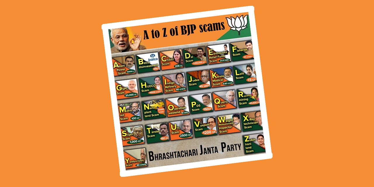BJP-Fake-Party